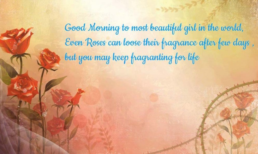 Most Beautiful Good Morning Images In The World Archidev