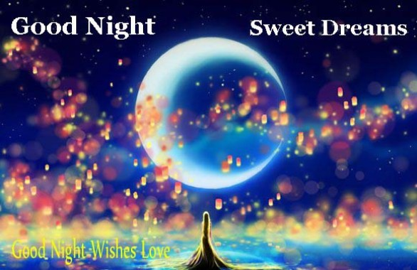 Good Night Love Wishes Images
