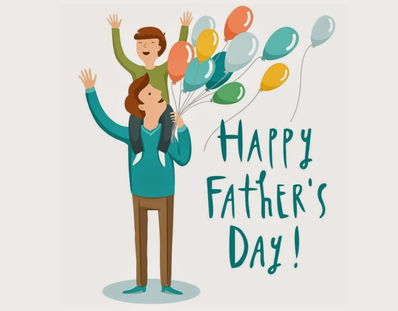 Happy Father's Day 2018 Free Imagess Download