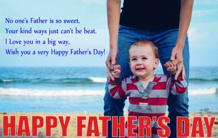 Happy Father's Day Wishes Gretting
