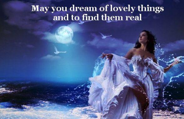 Good Night Romantic Love Wishes