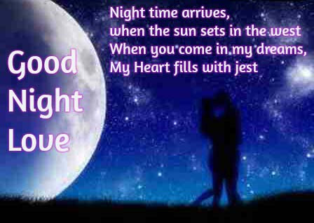 Good Night SMS Free