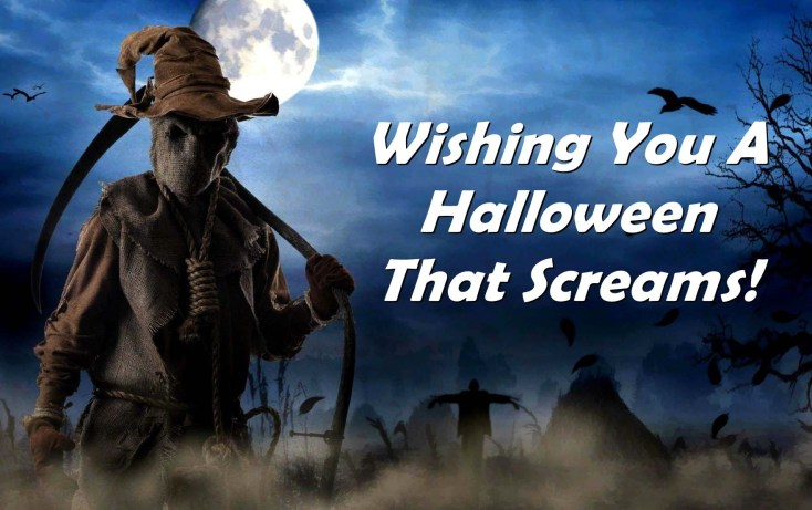 Happy Halloween Messages 2018