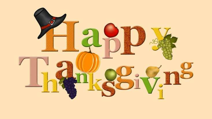 Happy Thanksgiving 2018 Images, Photos, Pictures