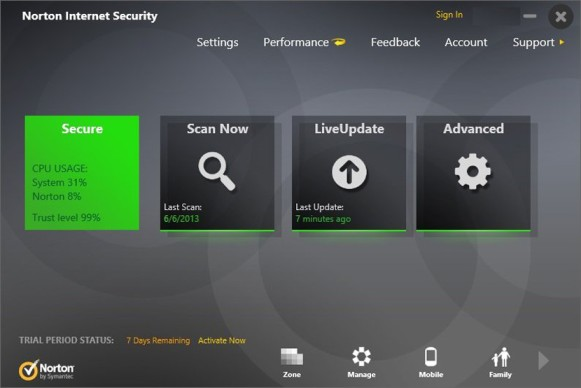 Norton Internet Security 2019 Free Trial 90 Days Download