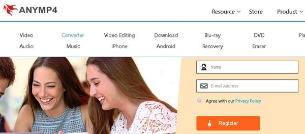 Anymp4 Video Converter Download