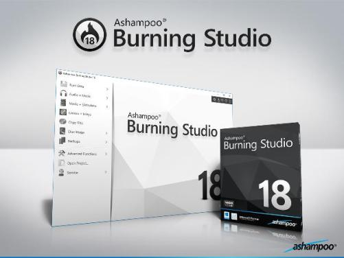 Ashampoo Burning Studio 2020 License Key Free Download Full Version