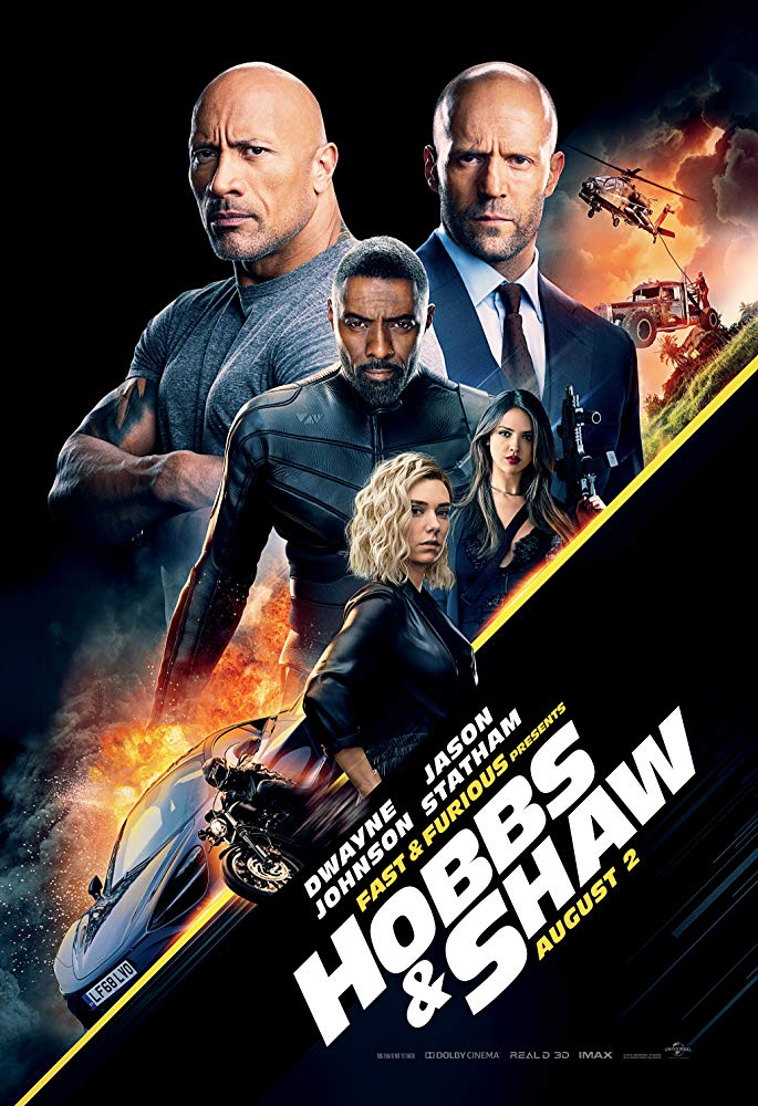 Fast & Furious Presents: Hobbs & Shaw 2019 Movie Free Download & Watch