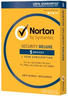 Norton Security Deluxe Trial Download with Product Key 90 Days