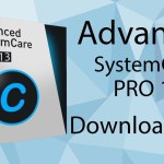 Advanced SystemCare Pro 13 license key Free Download
