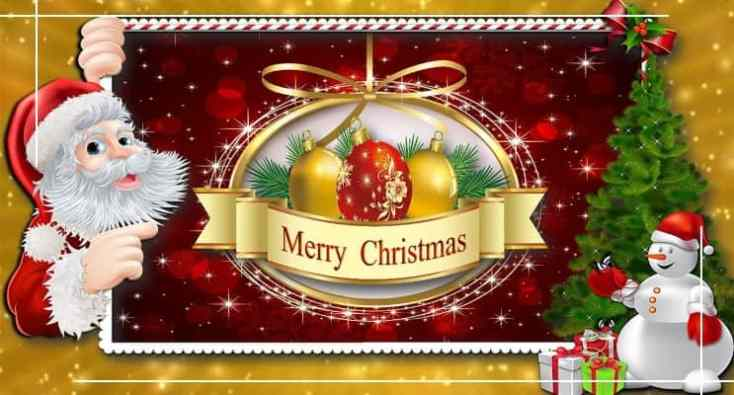 Happy Xmas HD Photos For WhatsApp & Facebook - Merry Christmas