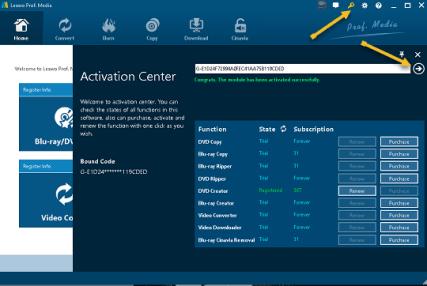 Leawo DVD Creator License Code Free for Windows & Mac