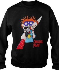 Chucky Child's Play sweater