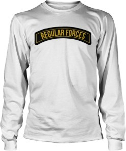 Regular forces long sleeve