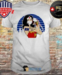 Wonder Woman Tattoos Pennsylvania Nurse Vintage Covid-19 shirt