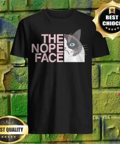 Official The Nope Face Shirt