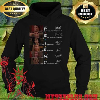 Dragon Fruitee Friends Lovers All Character Signature hoodie
