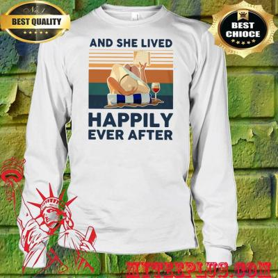 Ocean and she lived happily ever after men's long