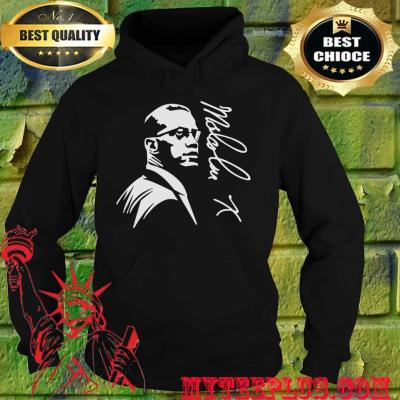 Official Malcolm X Signature hoodie