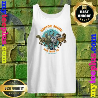 Jurassic World Camp Cretaceous Raptor Squad Run With Us Tank top
