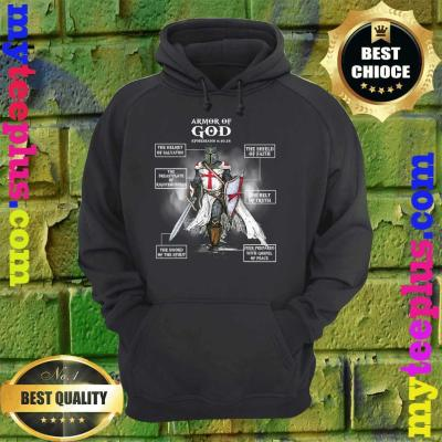 Armor Of God Bible Verse Cool Gift For Religious Christian hoodie