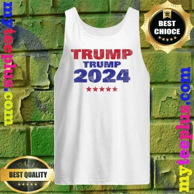 Trump Trump 2024 Don Jr and Eric Trump for President GOP Tank top