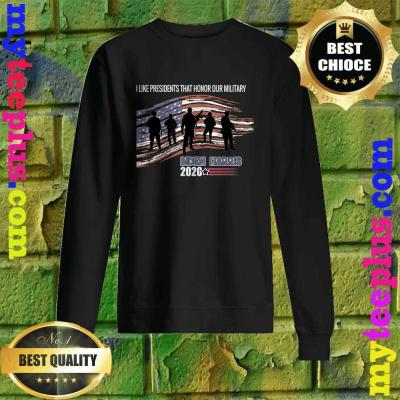 Veterans Against Trump Vote Joe Biden Respect Fallen Soldier Sweatshirt