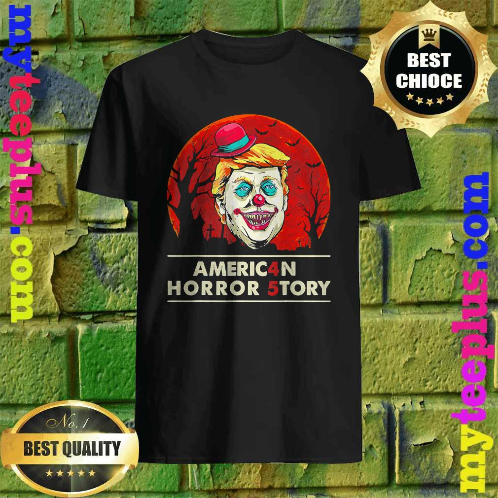 Donald Trump American Horror Story Halloween shirt