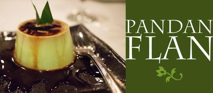 Pandan-Plate
