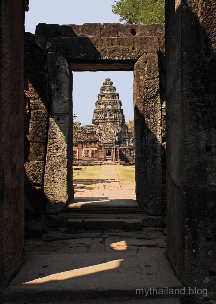 Khmer ruins in Isaan, Thailand