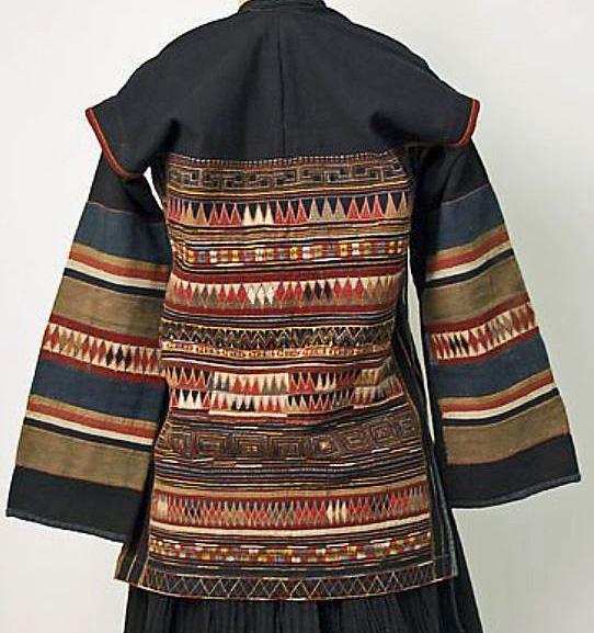 Akha Hill Tribe Jacket