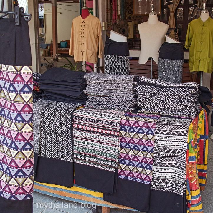 Storefront in Ban Daun Luang