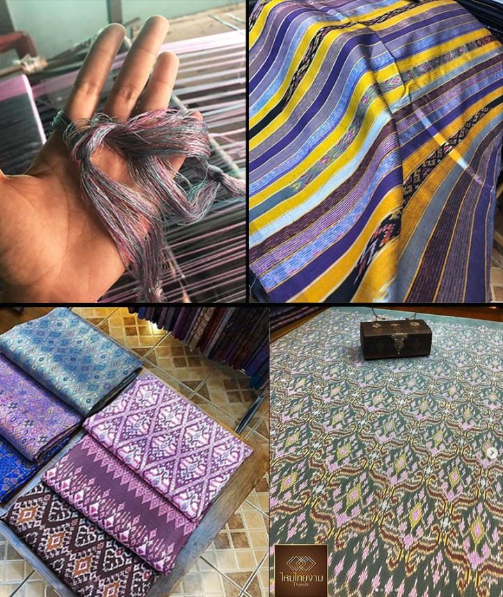 Manareet Thai Silk Bangkok
