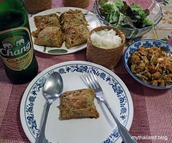 A Northern Thai Dinner