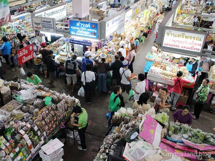 Worarot Market in Chiang Mai