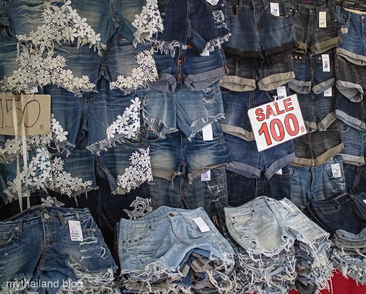 Shorts at Pratunam Market