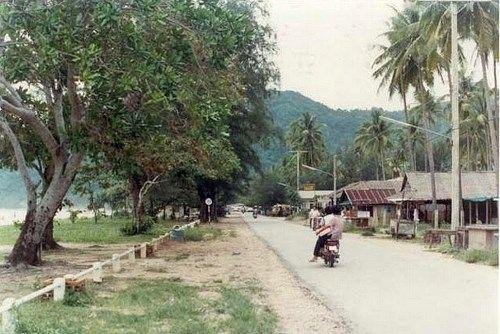 Patong Beach 1980's