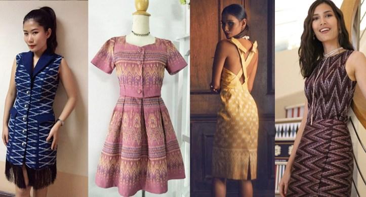 Intro to Thai Fabrics-Contemporary Designs