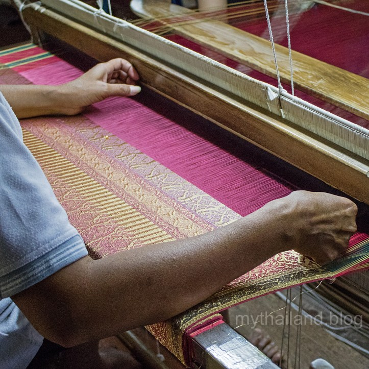 An Intro to Thai Fabrics