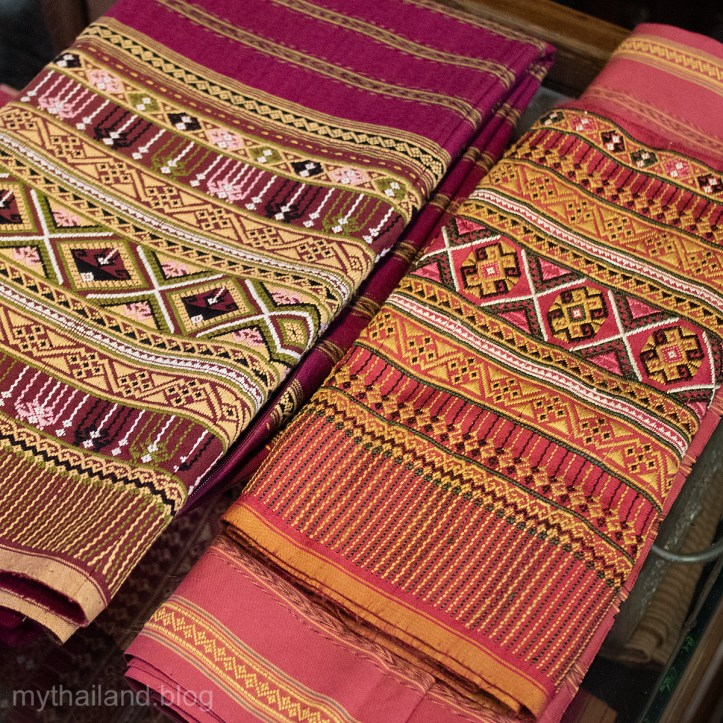 Sukhothai Silk Sarongs