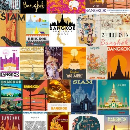 Bangkok: A Poem