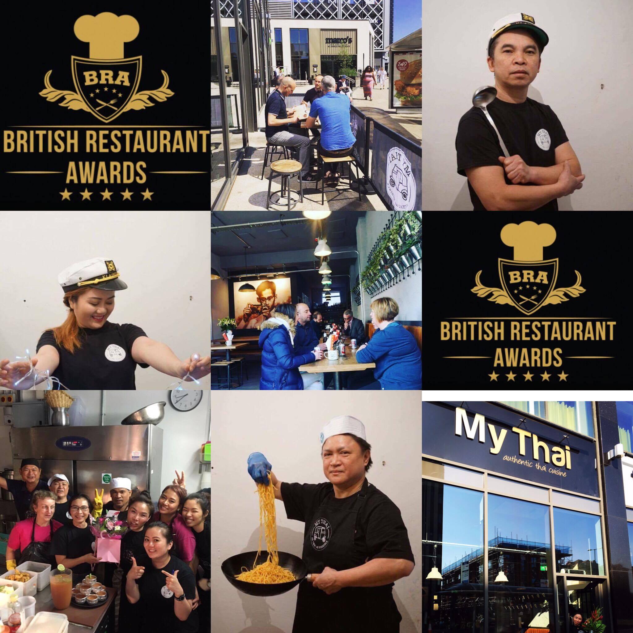 Best Restaurant in Leeds - British Restaurants Awards