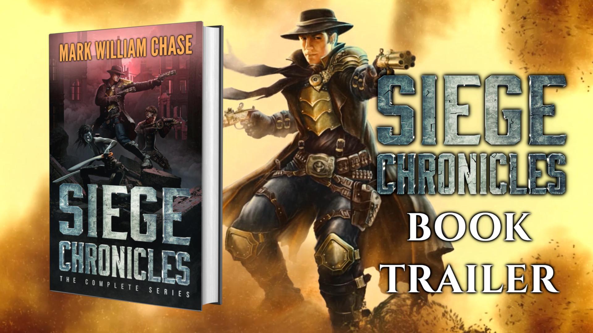 Siege Chronicles Book Trailer