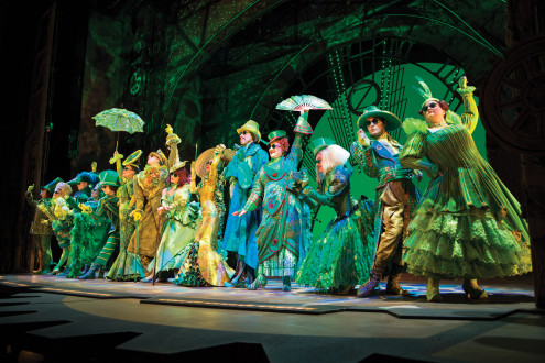 REVIEW – Wicked – UK Tour (The Lowry – Salford)