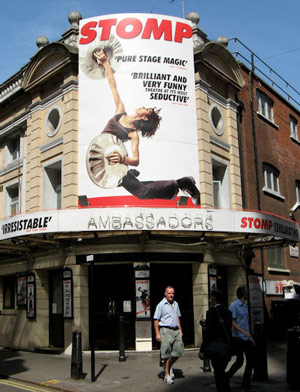 Ambassadors Theatre, West End