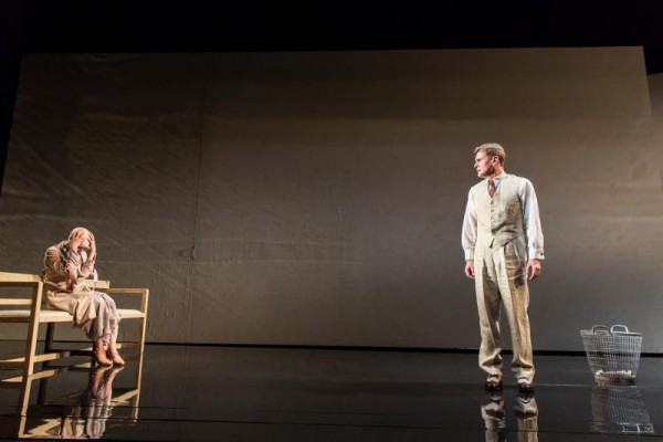 Charles Edwards plays Prebell in the National's new production of Waste