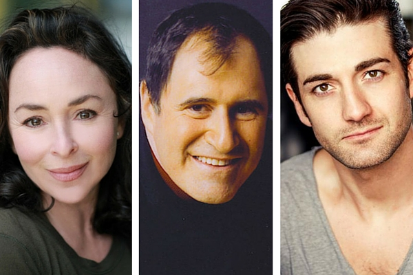 News Richard Kind Samantha Spiro Oliver Tompsett Join Guys Dolls Cast My Theatre Mates