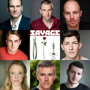 The full Savage cast