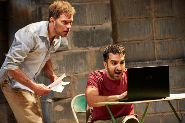 600_2The Invisible Hand at The Tricycle Theatre