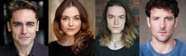 Ryan Molloy, Cassie Compton, Greg Oliver and Jack Donnelly star in 27